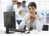 Менеджер по работе с клиентами маленькая