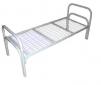Металлические кровати для студенческих общежитий, кровати для рабочих бригад, кровати для отеля маленькая