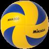Волейбольные мячи Mikasa MVA 200 и VLS 300 маленькая