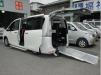 Микроавтобус Nissan Serena для пассажиров инвалидов колясочников маленькая