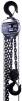 Таль ручная цепная LB HSZ-J (Германия) г/п 2т, высота подъема -3 м) маленькая