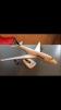 Модель самолета маленькая