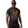 Модная мужская футболка с рисунком 4D маленькая
