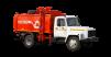 Мусоровоз КО-440-2 на шасси ГАЗ-3309 маленькая