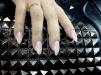 Наращивание ногтей маленькая