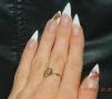Наращивание ногтей (гель), волос (капсульное) маленькая