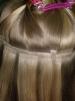 Наращивание волос маленькая