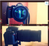 Nikon D 3000 маленькая