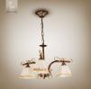 Новая люстра Египет на 3 лампы маленькая