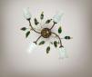 Новая люстра Оливка (Европейское качество) 4 лампы маленькая
