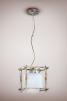 Новая люстра Саванна Кубо 1 и 2 лампы маленькая