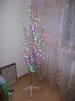 Новогодняя ёлка-дерево маленькая