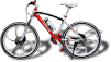 Новый Брендовый Велосипед BMW S-509942 маленькая