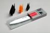 Нож керамический кухонный Шеф 167 мм, керамика + Подарок маленькая