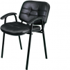 Офисный стул изо повышенной комфортности маленькая