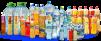 Оптовые поставки минеральной и газированной воды маленькая
