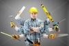 Организации на постоянную работу требуется мастер отделочник маленькая