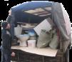 Перевозки вывоз мусора хлама грузчики транспорт маленькая