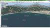Песчаная бухта оз.Байкал 3D карта маленькая