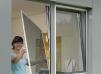 Пластиковые окна, москитные сетки маленькая