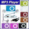 Плеер  Mini Fashoin Clip Metal USB MP3 + наушники и USB кабель маленькая