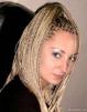 Плетение афрокосичек с применением зизи маленькая