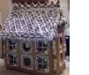 Подарок к Новому году - ароматный пряничный домик маленькая