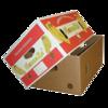 Покупаем банановые коробки маленькая