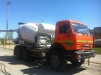 Продам Автобетоносмеситель 69360К шасси КАМАЗ-43118 6м3 маленькая