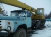 Продам автокран кс-3575А на базе ЗИЛ-133гя б/у маленькая