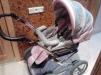 Продам коляску ADAMEX CLASSIK и в придачу стерилизатор маленькая
