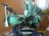 Продам коляску зима-лето маленькая