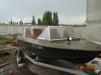 Продам лодку Крым меркури 30 маленькая