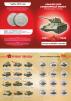 Продам монеты. Цветные рубли с новой символикой. Тематические наборы маленькая