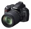 Продам Nikon d3000 18-105mm маленькая
