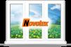 Продам окно 2-х створчатое  Новотекс Термо маленькая