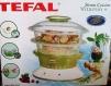 Продам Пароварку Tefal витамин+ VC400830 маленькая