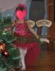 Продам Праздничное платье для девочки 3-5 лет маленькая