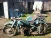 Продам раритетный мотоцикл М 72 маленькая