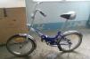 Продам раскладной велосипед Stels маленькая