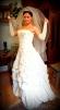 Продам шикарное свадебное платье маленькая