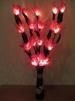 Продам светильники-цветы, ночники, вазы (бамбук, манговое дерево) маленькая