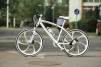 Продам велосипед BMW на литых дисках маленькая