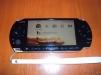 Продаю PSP с диском Flat Out 2 маленькая