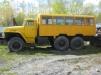 Продаю УРАЛ-375 переделанный под УРАЛ-4320 маленькая