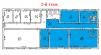 Продаются офисные помещения 154,2 кв.м. в Кашире маленькая
