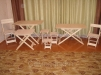 Продажа складной деревянной мебели маленькая