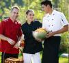 Профессиональная униформа для работников ресторанов, кафе и гостиниц маленькая