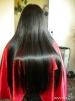 Профессиональное наращивание волос маленькая