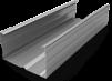Профиль потолочный ПП 60х27 ( толщина стали 0,45мм) длина профиля 3м маленькая